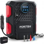 FORTEM Digital Tire Inflator for Car Portable Air Compressor