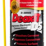 Hosa D5S-6 CAIG DeoxIT 5% Spray Contact Cleaner