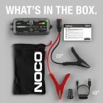 NOCO Boost Plus GB40 Car Battery Jump Starter-5