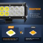 LED Light Bar Nilight 20 Inch-3